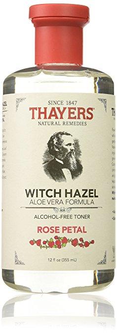 Thayers sin alcohol Pétalos de Rosa